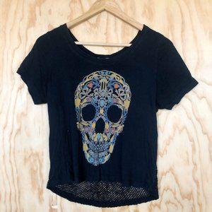 UO • Sugar Skull Top